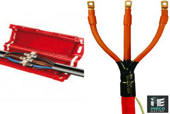 Elemente de conectica: capete terminale si mansoane